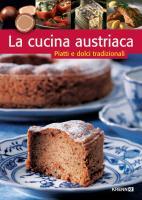 Cover-Bild zu La cucina austriaca