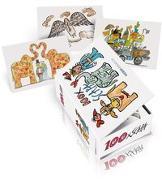 Cover-Bild zu Postkartenbox 100 x Scapa von Scapa, Ted