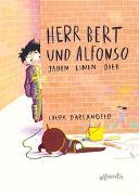 Cover-Bild zu Herr Bert und Alfonso jagen einen Dieb von D'Arcangelo, Laura