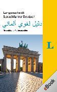 Cover-Bild zu Langenscheidt, Redaktion (Hrsg.): Langenscheidt Sprachführer Deutsch (eBook)