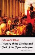 Cover-Bild zu Gibbon, Edward: History of the Decline and Fall of the Roman Empire (eBook)