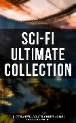 Cover-Bild zu MacDonald, George: The Greats of Sci-Fi: H. G Wells Edition (eBook)