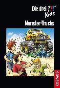Cover-Bild zu Dittert, Christoph: Die drei ??? Kids. Monster-Trucks (drei Fragezeichen Kids) (eBook)
