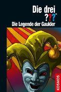 Cover-Bild zu Dittert, Christoph: Die drei ??? Die Legende der Gaukler