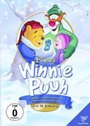Cover-Bild zu Winnie Puuh - Lustige Jahreszeiten im Hundertmorgenwald