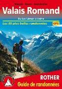 Cover-Bild zu Valais Romand (Unterwallis - französische Ausgabe)