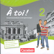 Cover-Bild zu Faißt, Stefanie: À toi! 2. Kompetenzorientierte Leistungsmessungen