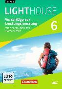 Cover-Bild zu Kraft, Alexander: English G Lighthouse 6. Allgemeine Ausgabe. Vorschläge zur Leistungsmessung