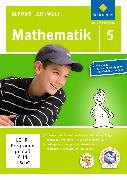 Cover-Bild zu Flierl, Ute: Alfons Lernwelt. Mathematik 5. Aktuelle Ausgabe. EL