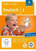 Cover-Bild zu Flierl, Ute: Alfons Lernwelt. Deutsch 1. Aktuelle Ausgabe. EL
