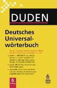 Cover-Bild zu Dudenredaktion: Duden - Deutsches Universalwörterbuch (eBook)