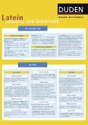 Cover-Bild zu Dudenredaktion: Wissen griffbereit - Latein: Satzlehre und Grammatik (eBook)