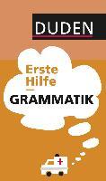 Cover-Bild zu Strehl, Linda: Duden - Erste Hilfe Grammatik (eBook)