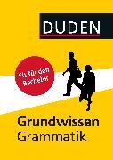 Cover-Bild zu Thurmair, Maria: Duden - Grundwissen Grammatik (eBook)