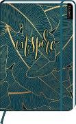 Cover-Bild zu myNOTES Notizbuch A4: Inspire - notebook large, dotted - für Träume, Pläne und Ideen / ideal als Bullet Journal oder Tagebuch