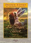 Cover-Bild zu Das Erzengel Tarot von Virtue, Doreen