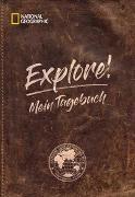 Cover-Bild zu Explore! Mein Tagebuch
