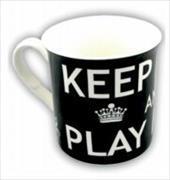 Cover-Bild zu Keep Calm and play Music. Tasse