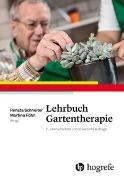 Cover-Bild zu Lehrbuch Gartentherapie