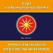 Cover-Bild zu Step I Subconsciousness Work (Audio Download)