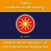 Cover-Bild zu Stufe I Gedankenbeobachtung (Audio Download)