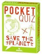 Cover-Bild zu Pocket Quiz Save the planet