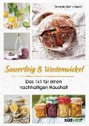 Cover-Bild zu eBook Sauerteig & Wadenwickel