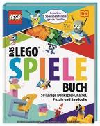Cover-Bild zu Das LEGO® Spiele Buch von Kosara, Tori