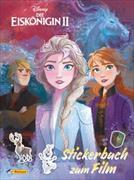 Cover-Bild zu Disney Die Eiskönigin 2: Stickerbuch zum Film