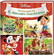 Cover-Bild zu Disney Klassiker: Weihnachtliche 5-Minuten-Geschichten