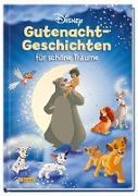 Cover-Bild zu Disney Klassiker: Gutenacht-Geschichten für schöne Träume