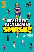 Cover-Bild zu My Hero Academia: Smash!!, Vol. 5