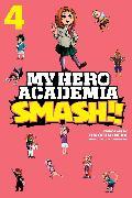 Cover-Bild zu My Hero Academia: Smash!!, Vol. 4