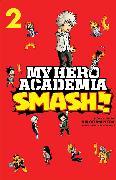Cover-Bild zu My Hero Academia: Smash!!, Vol. 2