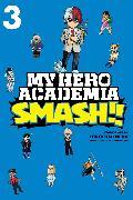 Cover-Bild zu My Hero Academia: Smash!!, Vol. 3