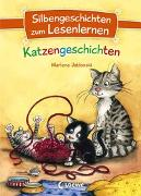 Cover-Bild zu Silbengeschichten zum Lesenlernen - Katzengeschichten