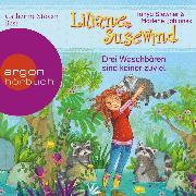 Cover-Bild zu Liliane Susewind - Drei Waschbären sind keiner zu viel (Ungekürzte Lesung mit Musik) (Audio Download)