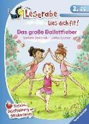 Cover-Bild zu Das große Ballettfieber