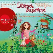 Cover-Bild zu Ein Eichhörnchen hat's eilig - Liliane Susewind (Ungekürzte Lesung) (Audio Download)
