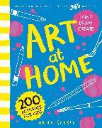 Cover-Bild zu Art at Home