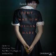 Cover-Bild zu Seht, was ich getan habe (Audio Download) von Schmidt, Sarah