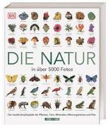 Cover-Bild zu Burnie, David (Hrsg.): Die Natur in über 5000 Fotos