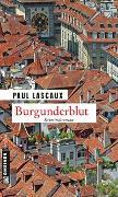 Cover-Bild zu Lascaux, Paul: Burgunderblut