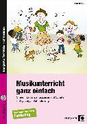 Cover-Bild zu Tetzlaff, Sola: Musikunterricht ganz einfach