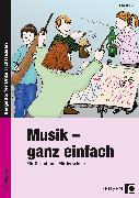 Cover-Bild zu Tetzlaff, Sola: Musik - ganz einfach