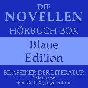 Cover-Bild zu Kafka, Franz: Die Novellen Hörbuch Box - Blaue Edition (Audio Download)