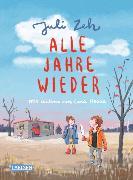 Cover-Bild zu Zeh, Juli: Alle Jahre wieder (eBook)