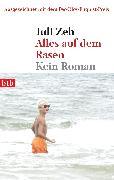 Cover-Bild zu Zeh, Juli: Alles auf dem Rasen (eBook)