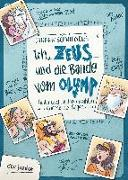 Cover-Bild zu Schwieger, Frank: Ich, Zeus, und die Bande vom Olymp , Götter und Helden erzählen griechische Sagen