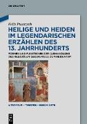Cover-Bild zu Prautzsch, Felix: Heilige und Heiden im legendarischen Erzählen des 13. Jahrhunderts (eBook)